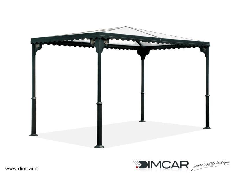 Steel gazebo Gazebo Belvedere by DIMCAR