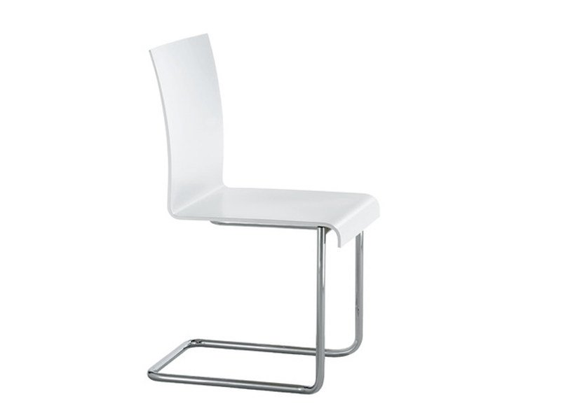 Cantilever chair VERONA | Cantilever chair by Brunner