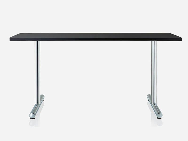 Rectangular HPL table 2270 | Table by Brunner
