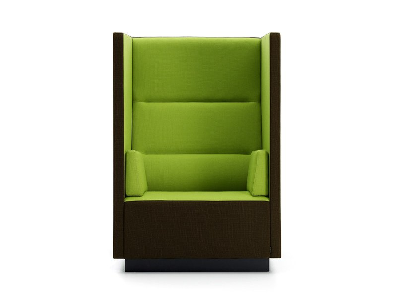 Easy chair FLOAT HIGH LARGE by Offecct