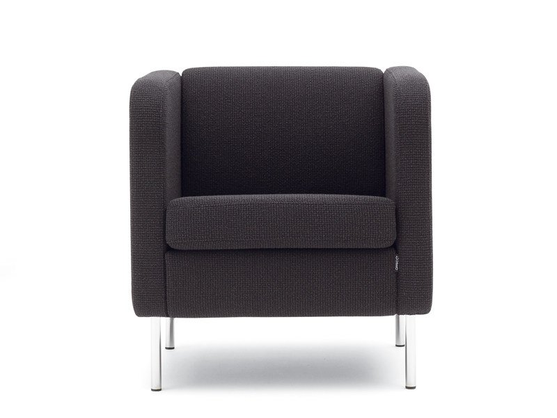 Easy chair SMALLTOWN by Offecct