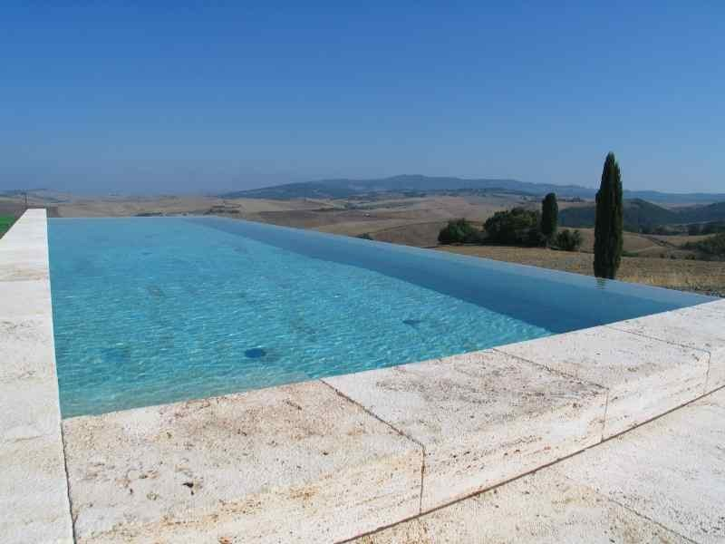 Infinity In-Ground swimming pool Infinity swimming pool by INDALO PISCINE