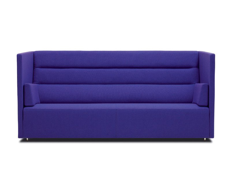 Fabric sofa with fire retardant padding FLOAT HIGH | Sofa by Offecct