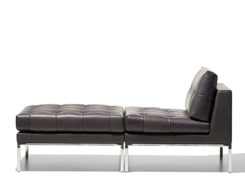 Leather day bed DS-159 | Day bed by de Sede