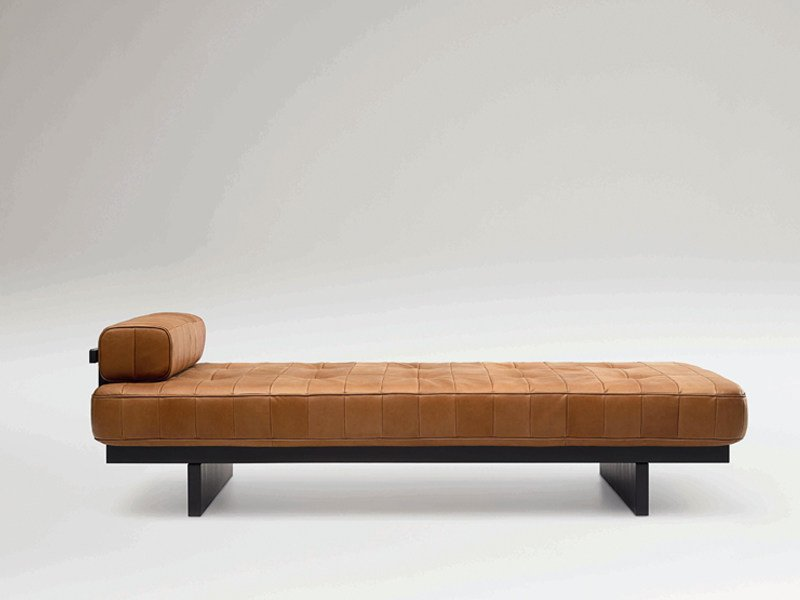 Leather day bed DS-80 | Day bed by de Sede