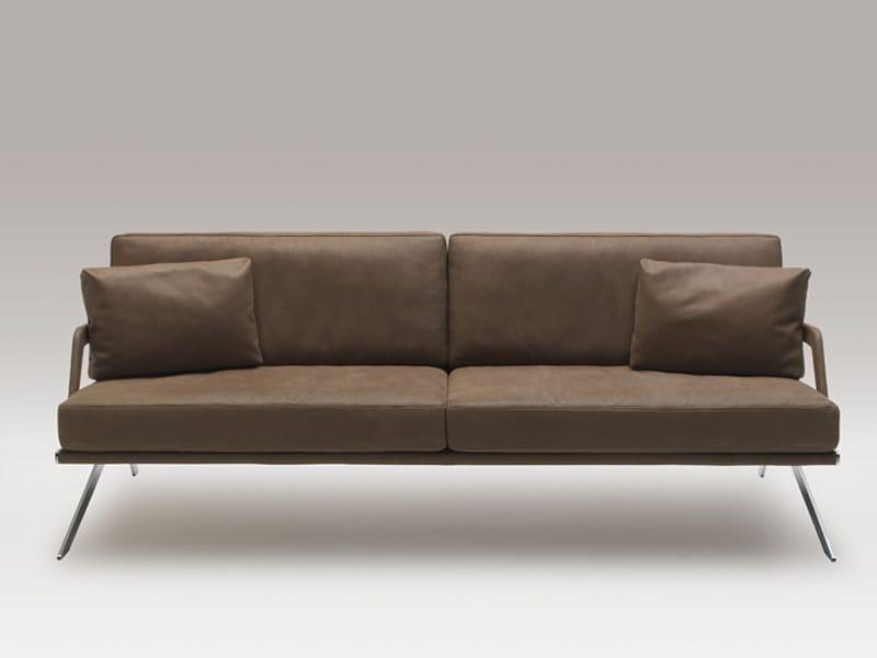 Leather sofa DS-60 | Sofa by de Sede