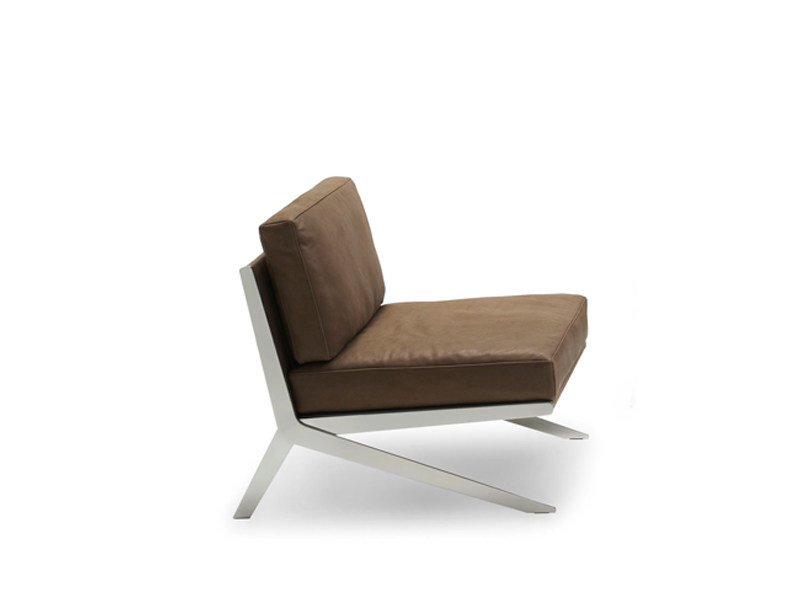 Leather armchair DS-60 | Armchair by de Sede