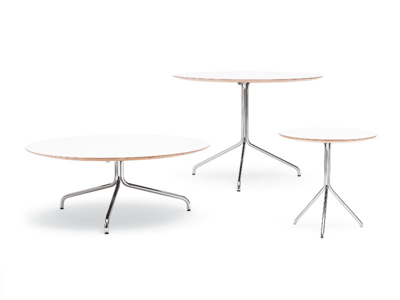 Round coffee table BOND | Coffee table by Offecct