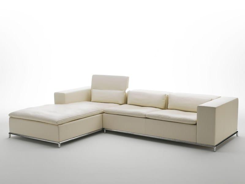 Modulare Design Sofa Gepolstert | Ds 7 Modulares Sofa By De Sede Design Antonella Scarpitta