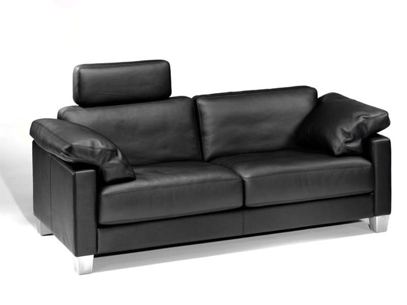 Leather sofa DS-17/117 | Sofa by de Sede