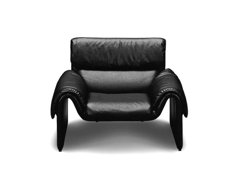 Leather armchair DS-2011 | Armchair by de Sede