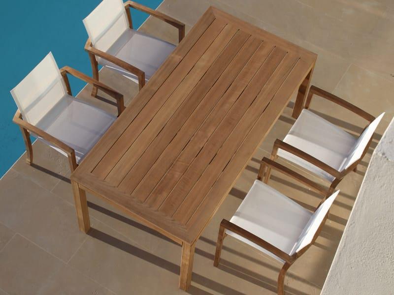 XQI | Tavolo da giardino
