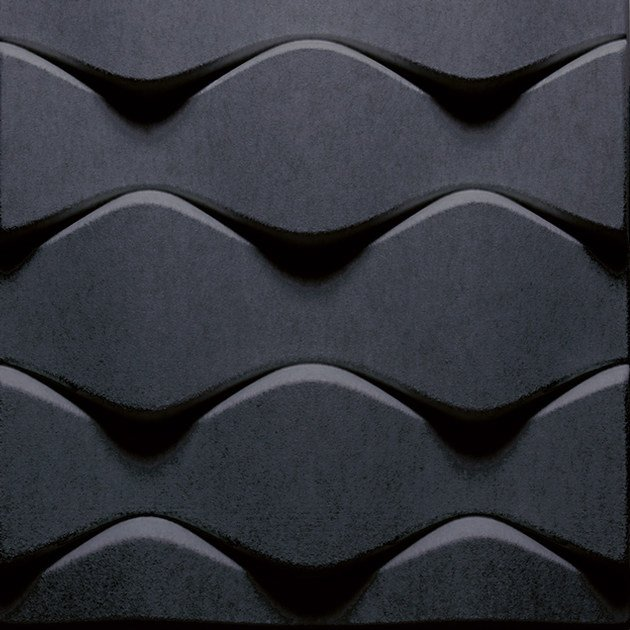 Acoustic panel SOUNDWAVE® FLO by Offecct