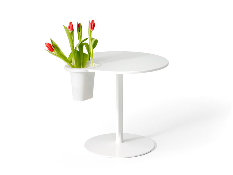Vase as accessorie to Grip table GRIP VASE by Offecct