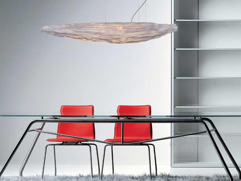 Indirect light silicone pendant lamp IKI   Pendant lamp by arturo alvarez
