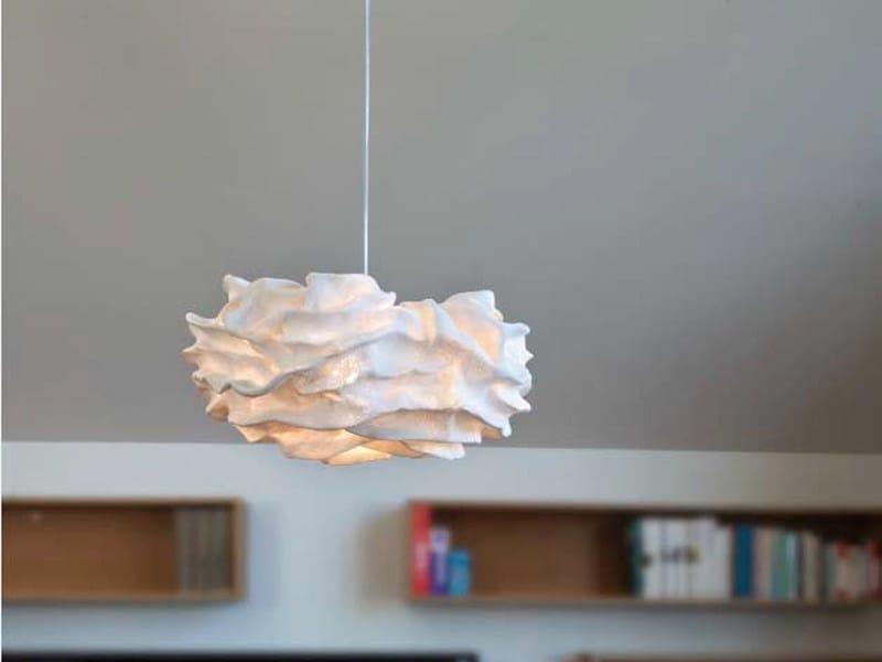 Metal pendant lamp NEVO | Pendant lamp by arturo alvarez