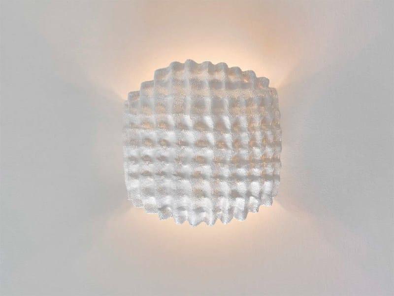 Silicone wall lamp TATI   Wall lamp by arturo alvarez