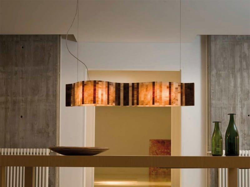 Glass pendant lamp VENTO | Pendant lamp by arturo alvarez