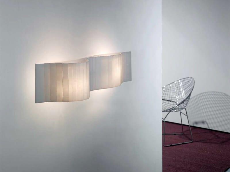 Metal wall lamp VENTO   Wall lamp by arturo alvarez