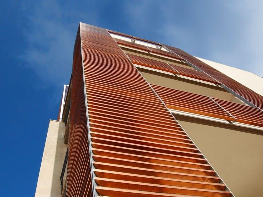 TECU® Bond Edificio residenziale a Bisceglie (BA)