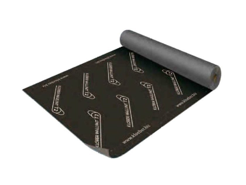 Breathable protective fabric for roof space WALLINT® T2 by KLÖBER ITALIA