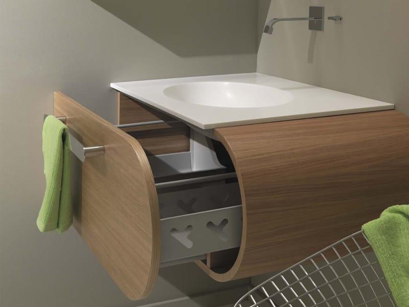 Muebles bajo lavabo con pie cheap armario para debajo del - Muebles de esquina ...
