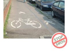 Road paving STOP SMOG® by Muscatelli