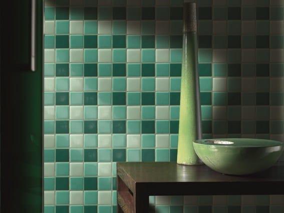 Mosaico in vetro sinterizzato CROSS by Mosaico+