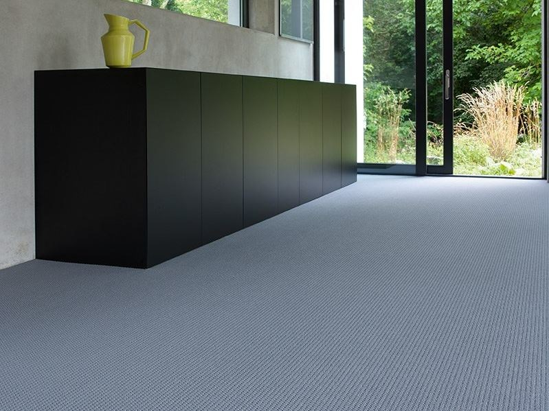 Solid-color carpeting LEVEL 900 by OBJECT CARPET GmbH