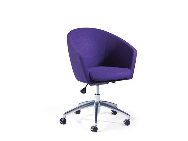 Fabric task chair MEGAN | Task chair by Artifort