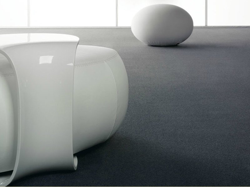 Solid-color polyamide carpeting SL - CONTRACT 1000 by OBJECT CARPET GmbH