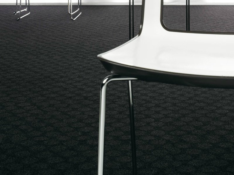 Solid-color carpeting SL - RONDO 1100 by OBJECT CARPET GmbH