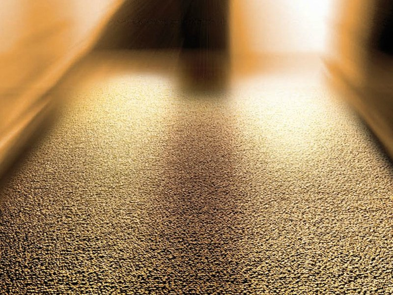 Solid-color carpeting METAL by OBJECT CARPET GmbH