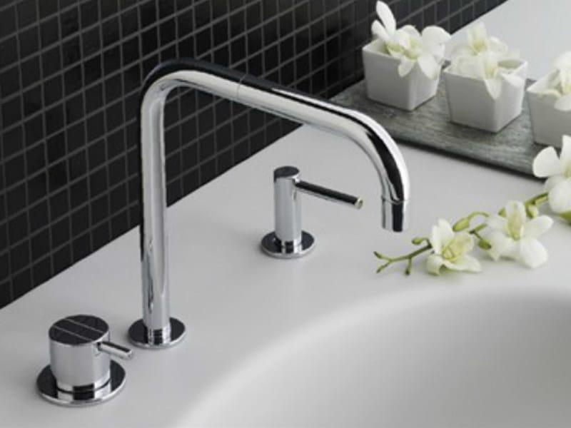 Mitigeur lavabo 3 trous 590T36 | Mitigeur lavabo by VOLA