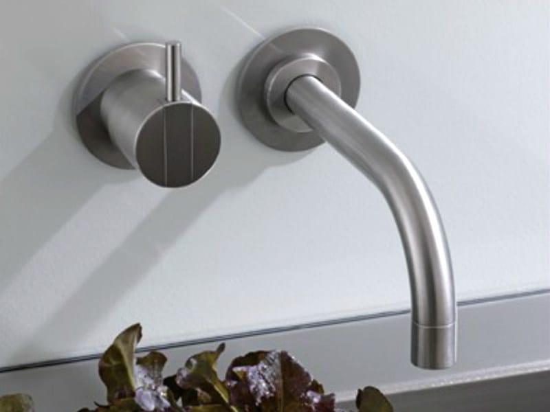 Wall-mounted washbasin mixer 111 | Washbasin mixer by VOLA