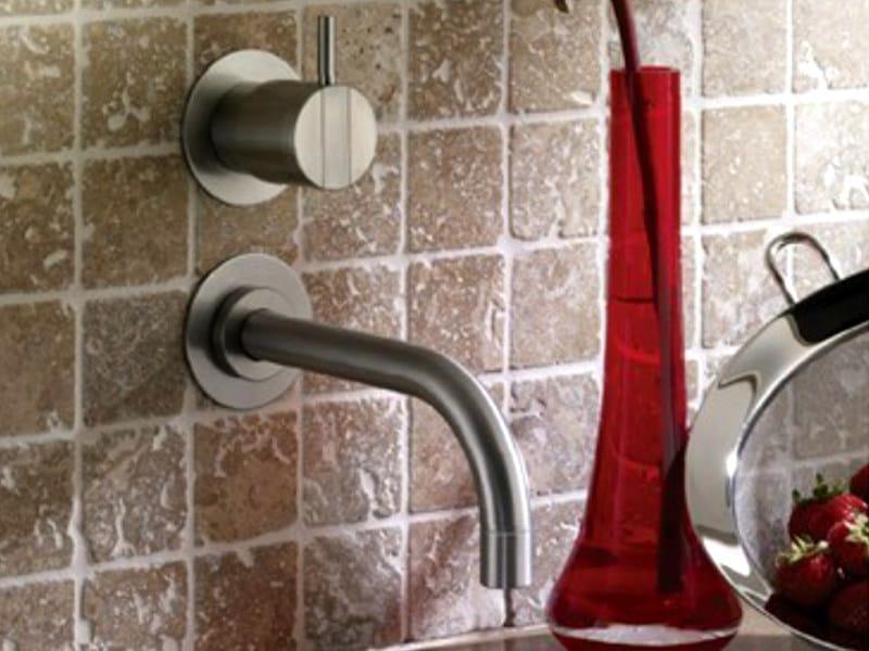 2 hole wall-mounted washbasin mixer 311 | Washbasin mixer by VOLA