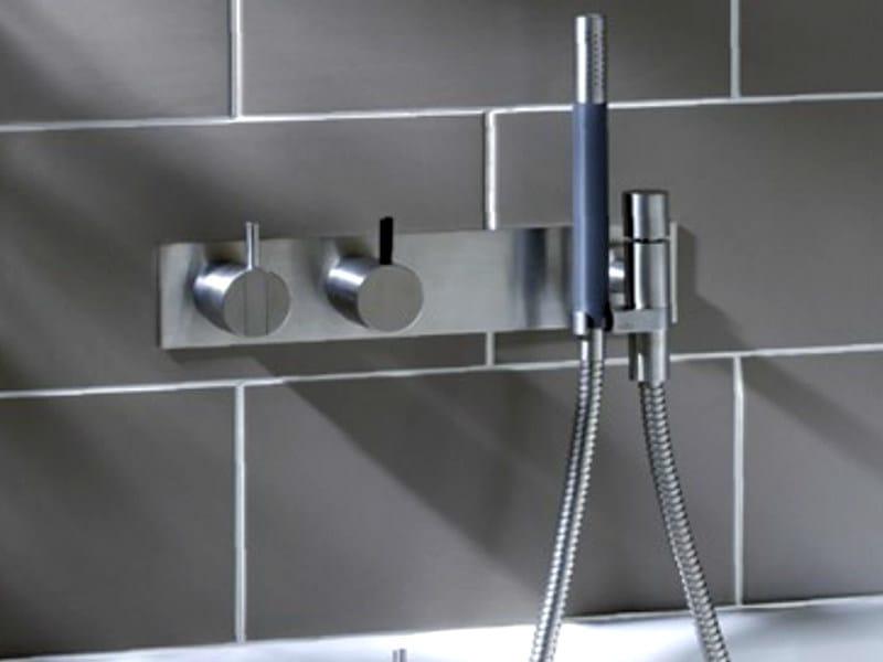 Bathtub set with hand shower 2473 | Bathtub set by VOLA