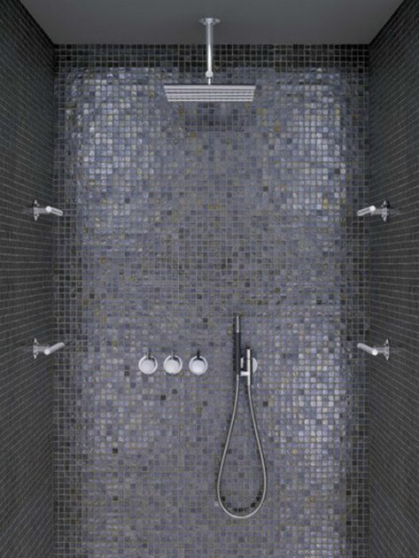Thermostatic shower mixer COMBI 11 | Thermostatic shower mixer by VOLA