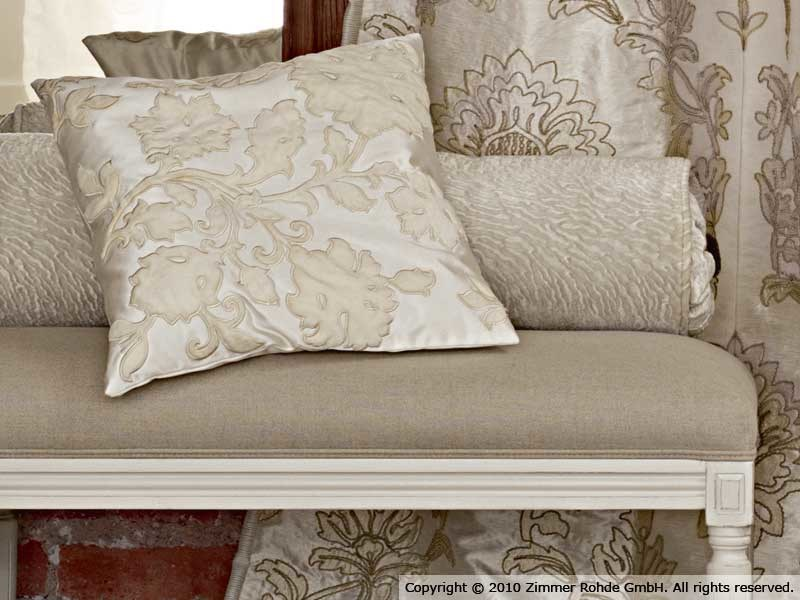 Cotton upholstery fabric SENSUALITA by Zimmer + Rohde