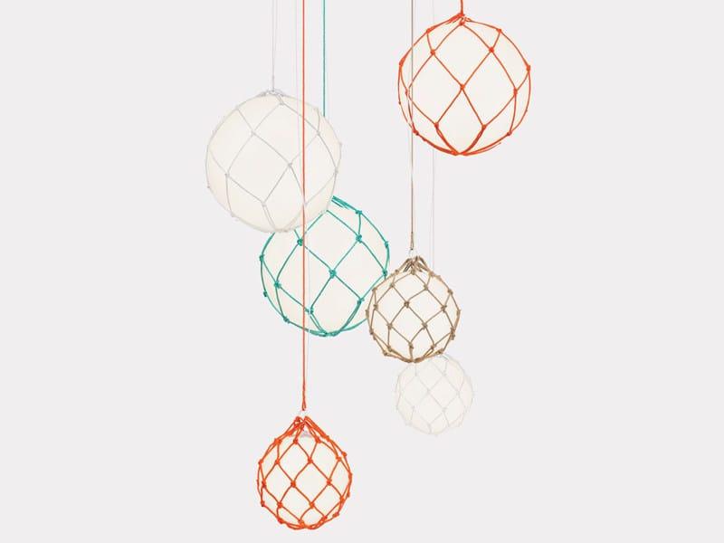 Handmade pendant lamp FISHERMAN | Pendant lamp by ZERO
