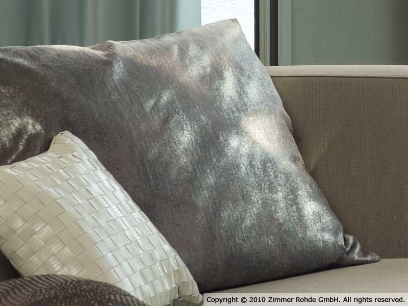 Printed linen fabric PATINA by Zimmer + Rohde