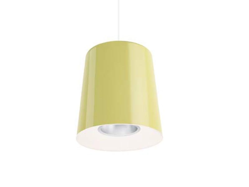 Aluminium pendant lamp HIDE | Pendant lamp by ZERO