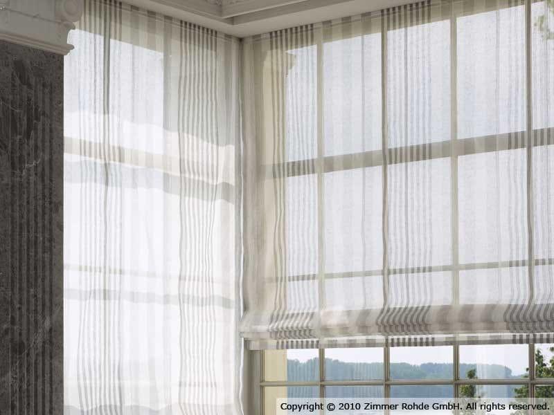 Linen curtain PELUCA by Zimmer + Rohde