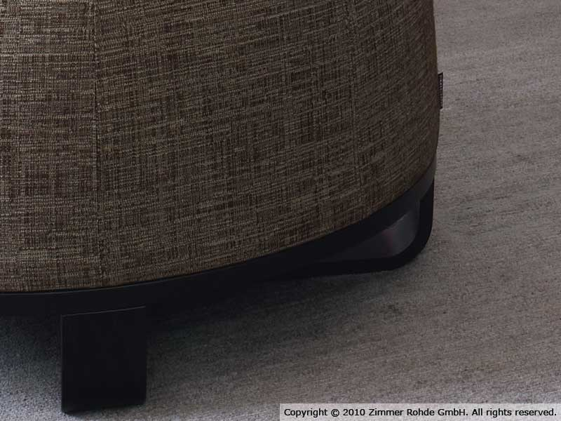 Polyester upholstery fabric TUNIS by Zimmer + Rohde