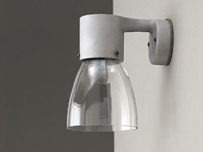 Bathroom wall lamp DROPPEN by ZERO