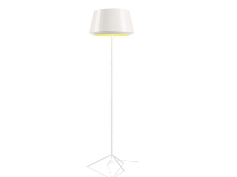 Steel floor lamp CAN   Floor lamp by ZERO