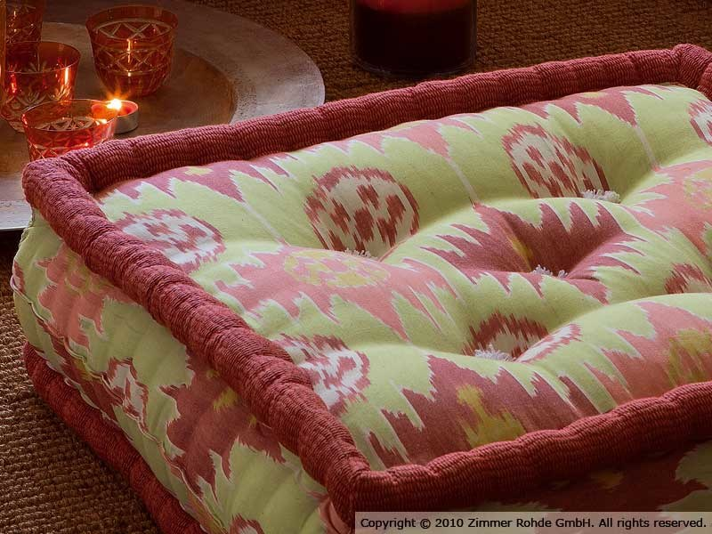 Cotton upholstery fabric MALDIVES by Zimmer + Rohde