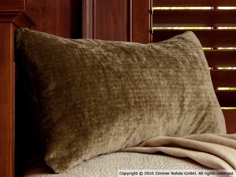 Cotton fabric SOLITARIE by Zimmer + Rohde
