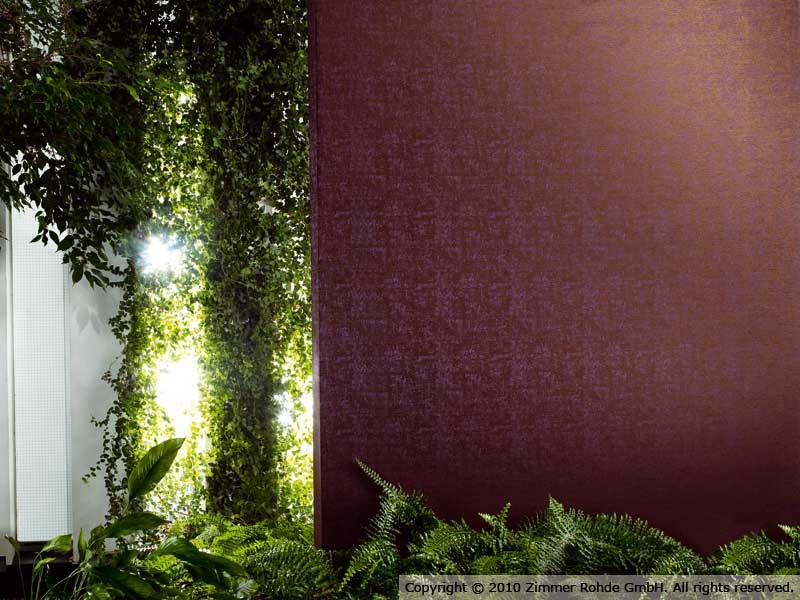 Wall fabric VOLCANIC ASHES by Zimmer + Rohde