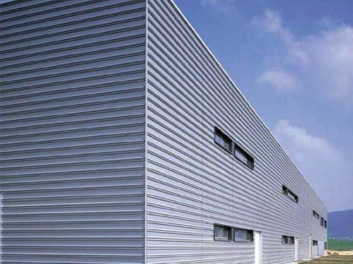 Laminato Di Alluminio Per Facciate Tf Facade By Kalzip